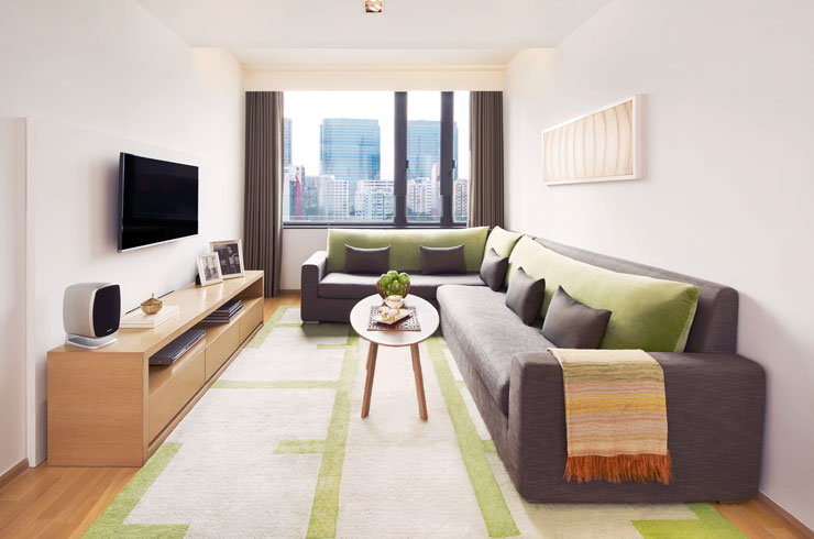 Two Bedroom - Shama Tsim Sha Tsui Hong Kong